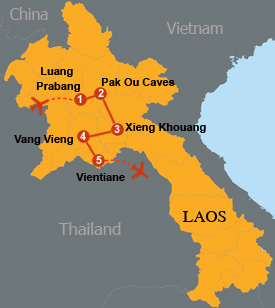 Route-Map-Laos-Tours