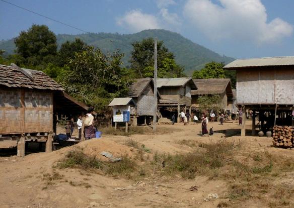 Ban Nakham village