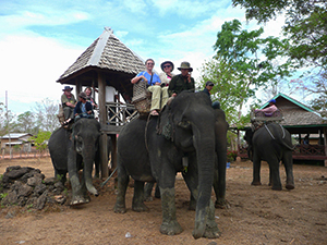 Elephant Programs in Luang-Prabang