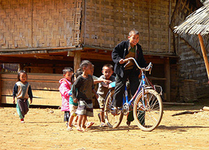 Laos Family Adventure