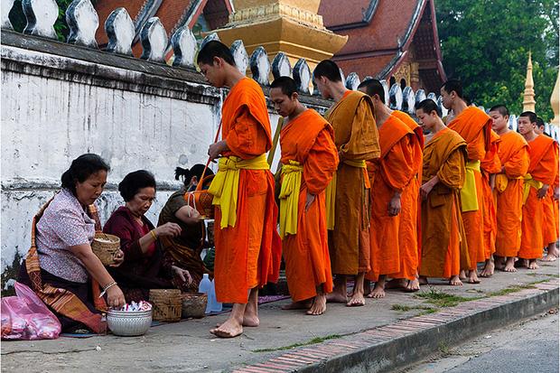 Luang Prabang Travel