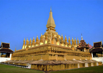 That Luang Stupa Laos