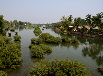The 4000 Islands Laos