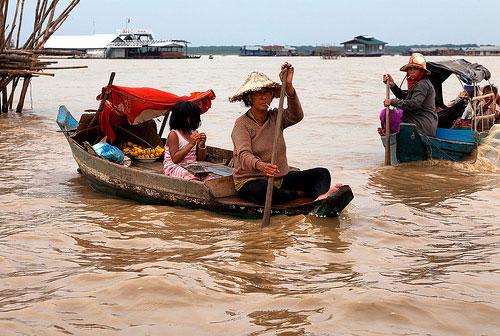 Boat Trip Tonle Sap Lake